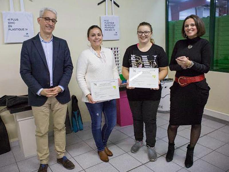 Actualité : Meridies continue à former ses employés avec l'aide d'Alizé Plasturgie