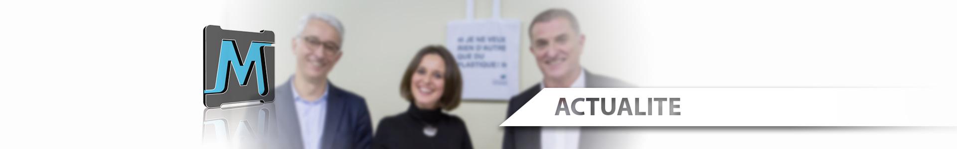 Reportage sur l'entreprise Meridies dans le Plastilien de Février 2019
