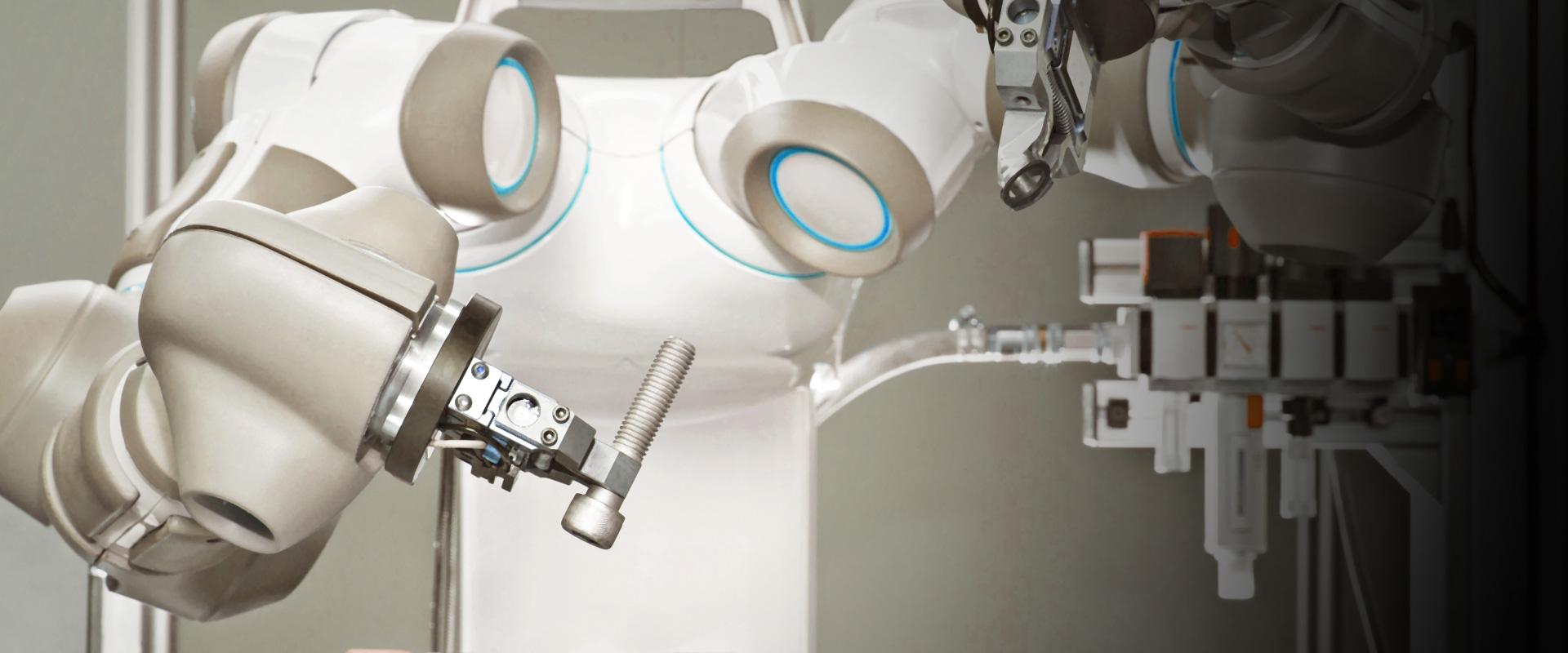 MERIDIES injection plastique et robotique industrielle dans le sud de la France
