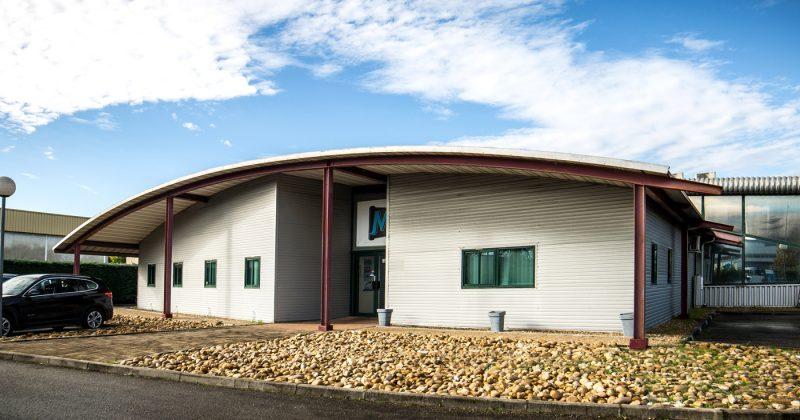 Meridies : Des locaux de 5000 m² et une annexe de 200 m² pour la plasturgie en occitanie