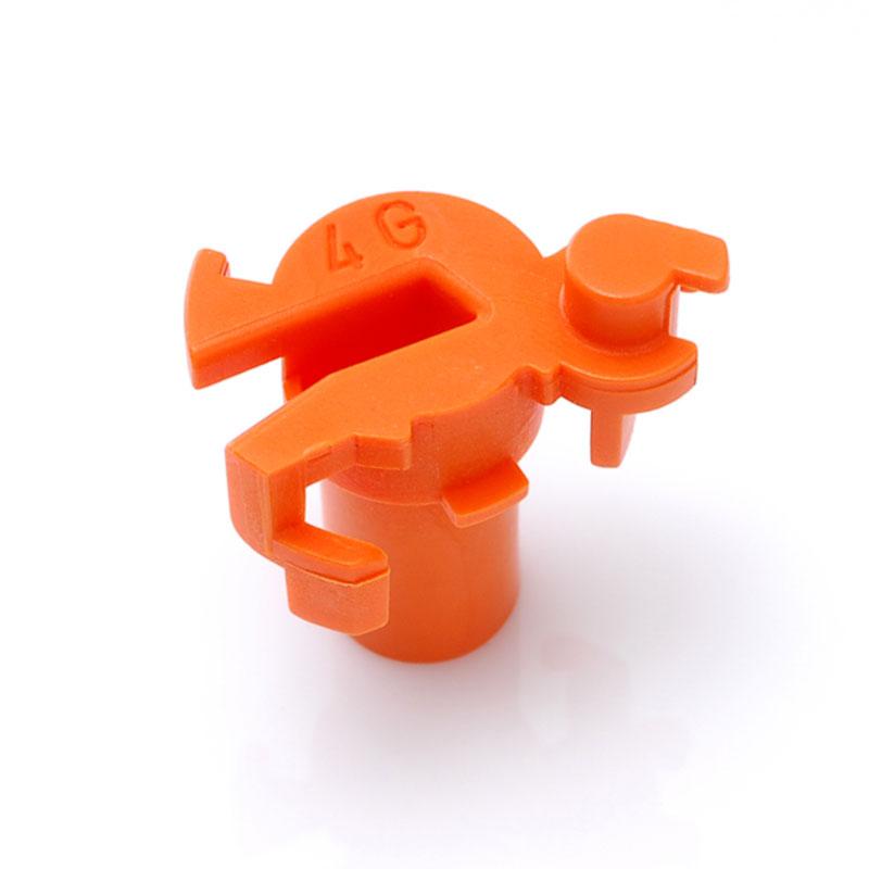 injection d'une petite pièce plastqiue technique et résistante avec tiroirs