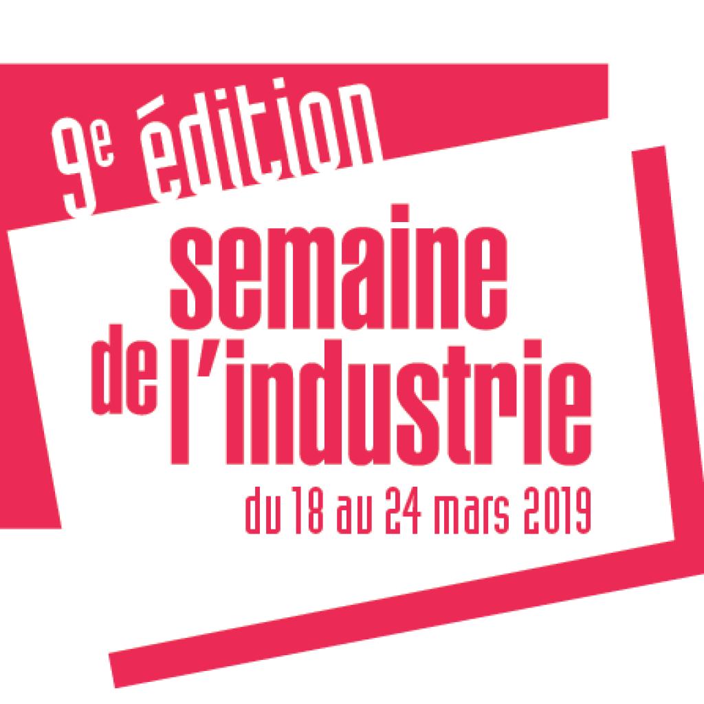Semaine de l'Industrie 2019 - 9eme édition