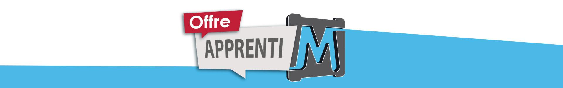Offre pour apprenti/apprentie en plasturgie Meridies (30 et 66)