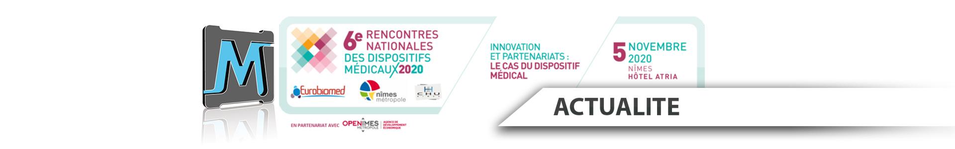 Titre pour les rencontres nationales des dispositifs médicaux 2020